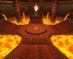 神殿レイダメテスの炎