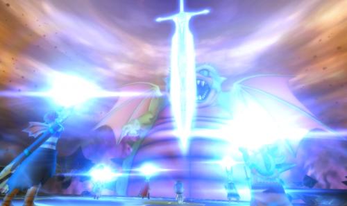 邪竜神ナドラガの封印