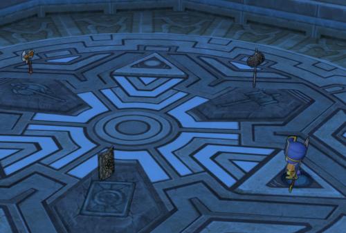 三闘の祭壇